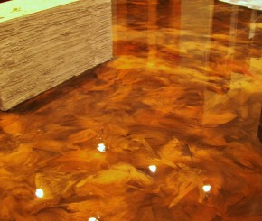 Click to view Epoxy Floor Coatings gallery.