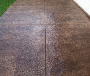 Click to view Decorative Concrete Overlay gallery.